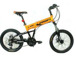Велосипед Profi Ride-B G20 A20.3 Orange