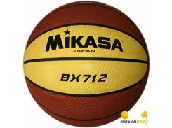 Мяч баскетбольный Mikasa BX712 р. 7 Original