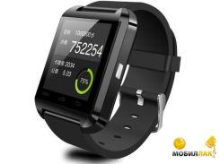 Умные часы Atrix Smart watch E08.0 Black (ARX-SW-E080b)