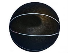Мяч для атлетических упражнений (Медбол) Sprinter Вес 3кг, d-23см Черный