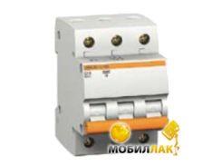 Автоматический выключатель 3-полюсный Schneider Electric BA63 3P 63A C 11229