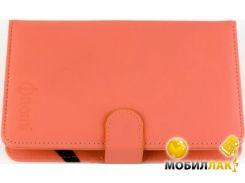 Чехол -клавиатура Nomi KC0700 ( 7  quot ) розовый