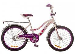 Велосипед Formula Flower 20 14G рама 13 (2017) Розовый