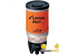 Горелка газовая невыносная Kovea KB-0703W Alpine Pot