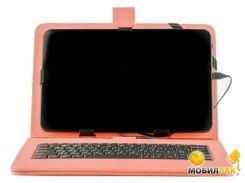 Чехол -клавиатура Nomi KC1010 ( 10.1  quot ) розовый