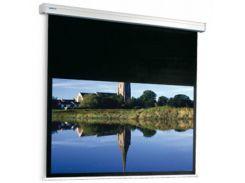 Проекционный экран Projecta Compact Electrol 128x220 см MW BD 59 см