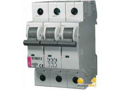 Автоматический выключатель Etimat 6 3p C 25А (6 kA)