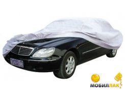 Автомобильный тент Milex Polyester М серый