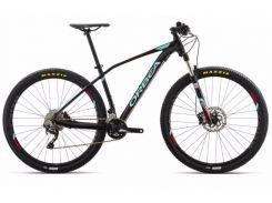 Велосипед Orbea Alma 29 H50 M Black/Blue/Red