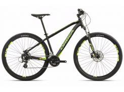 Велосипед Orbea MX 29 50 L Black-green-yellow