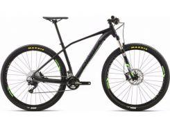 Велосипед Orbea Alma 29 H30 L Black/Green
