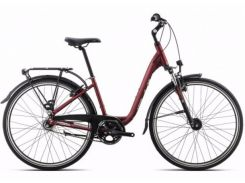 Велосипед Orbea Diem 40 M Garnet/Silver