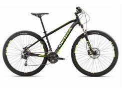 Велосипед Orbea MX 29 50 M Black-green-yellow