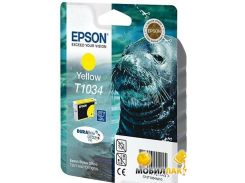 Картридж Epson T10344A Yellow (CI-EPS-T10344A-Y)