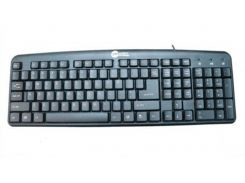 Клавиатура проводная Vaong JK-8831 English+ Russiаn