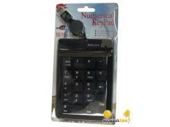 Клавиатура нумерная USB KMT