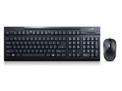 Комплект клавиатура и мышьGenius Slimstar КМ-125 (31330209106) USB