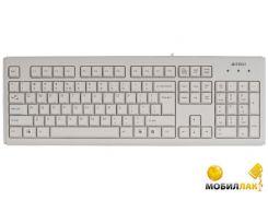 Клавиатура A4 KM-720 USB White