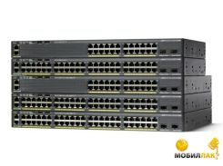 Коммутатор Cisco Catalyst 2960-X 48 (WS-C2960X-48LPS-L)