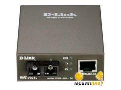 Медиаконвертер D-Link DMC-F60SC Fast Ethernet