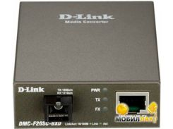 Медиаконвертер D-Link DMC-F20SC-BXD Fast Ethernet (DMC-F20SC-BXD/A1A)