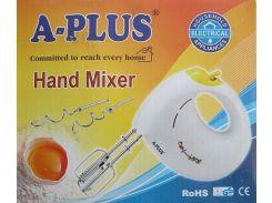 Ручной миксер A-Plus HM-1553