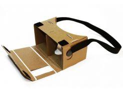 3D очки виртуальной реальности для смартфона google Cardboard