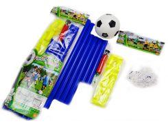 Футбольные ворота Dendi AZ951 с мячом, сеткой и насосом