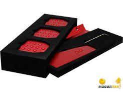 Набор металических пластин для педалей Fanatec Porsche Clubsport красные (CSPCKIT REEU)