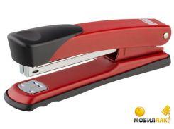 Степлер Buromax №24, 26 Красный BM.4257-05