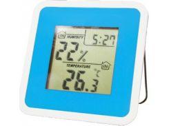 Термометр-гигрометр Стеклоприбор Т-07 Blue