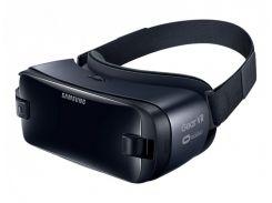 Очки виртуальной реальности Samsung Gear VR + controller SM-R324NZAASEK