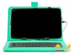 Чехол -клавиатура Nomi KC1010 ( 10.1  quot ) зеленый