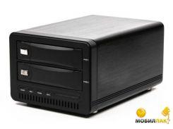 Карман для HDD Agestar 3U 2B 3A1 (Black)