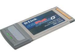 Беспроводной адаптер D-Link DWL-G650