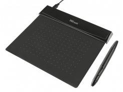 Графический планшет Trust Flex Design Black