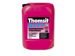 Дисперсионная грунтовка для впитывающих минеральных оснований Thomsit R 777 10л