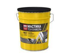 Мастика защитная алюминиевая ТЕХНОНИКОЛЬ №57, ведро 20 кг укр