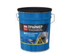 Праймер битумно-полимерный ТЕХНОНИКОЛЬ №03, ведро 20 л, укр.