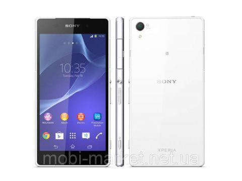 Оригинальный смартфон Sony Xperia Z2 (d6503)   1 сим,5,2 дюйма,4 ядра,16 Гб,20 Мп,3200 мА/ч. Киев