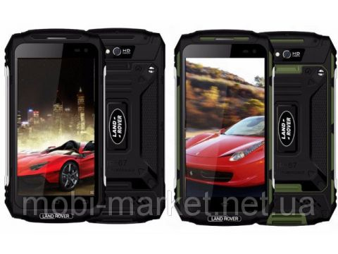 Противоударный Land Rover X2 Max (Guophone X2)   2 сим,5 дюймов,4 ядра,16 Гб,8 Мп,5500 мА\ч,IP67 Киев