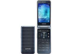 Телефон Samsung G150 раскладушка 2 сим.