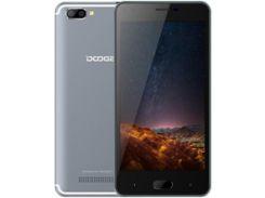 оригинальный смартфон doogee x20  2 сим,5 дюймов,4 ядра,16 гб,5 мп,2580 ма/ч.