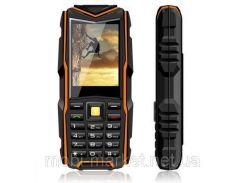Противоударный мобильный телефон VKWorld Stone V3 NEW  3 сим,2,4 дюйма,3000 мА/ч,IP54.