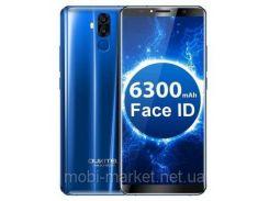 Оригинальный смартфон OUKITEL K6  2 сим,6 дюймов,8 ядер,64 Гб,21 Мп,6300 мА/ч.