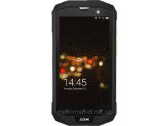 Противоударный телефон AGM A8   2 сим,5 дюймов,4 ядра,64 Гб,13 Мп,IP68/3G.