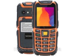 nomi i242 x-treme ip68  2 сим,2,4 дюйма, 2500 ма\ч. мощный.