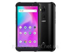 Противоударный телефон AGM X3    2 сим,5,99 дюйма,8 ядер,64 Гб,24\20 Мп,4100 мА\ч.