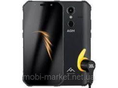 Защищенный смартфон AGM A9 ,8 ядер,32 Гб,16 Мп,5400 мА\ч.+JBL wireless headset