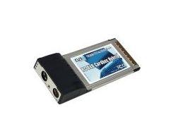 ТВ-тюнер для ноутбука  PCMCIA Manli TV-FM DVB-t/7135 аналоговое и цифровое